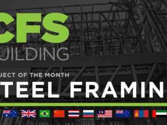 Steel Framing Project Of The Month